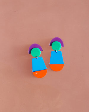 Cúpula Earrings