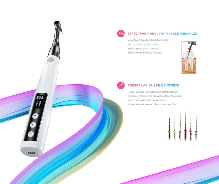 Woodpecker / DTE Endosmart Cordless Endodontic Motor Handpiece