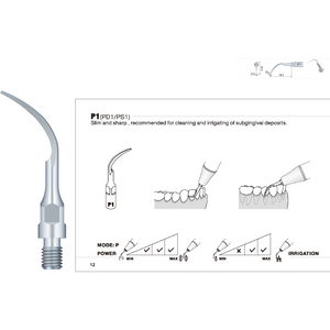 PS1 Perio Tip Sirona Compatible