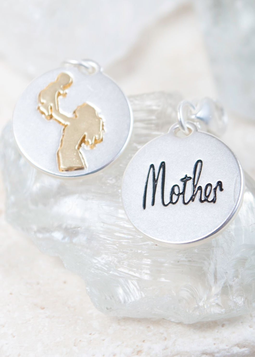 Mother Child Charm