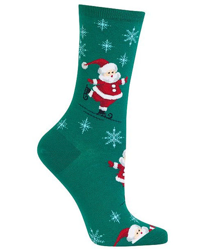 Santa Skating Socks