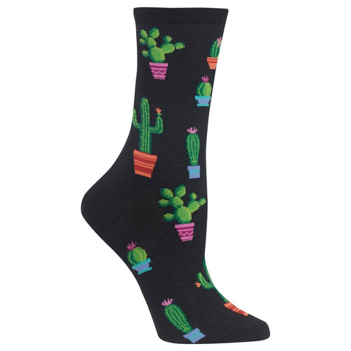 Potted Cactus Socks