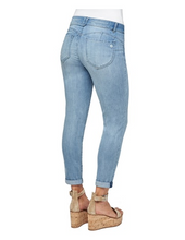 "Load image into Gallery viewer, ""Ab"" Solution Ankle Skimmer Jean"