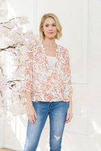 Load image into Gallery viewer, Chiffon Print Blouse