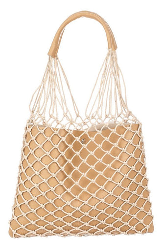 Fishnet Handbag