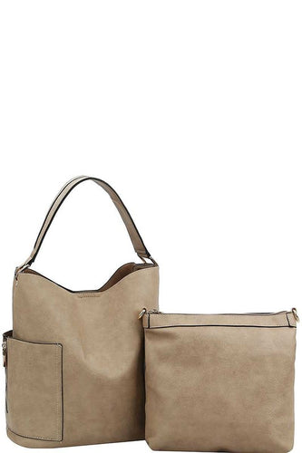 2in1 Chic Modern Trendy Satchel