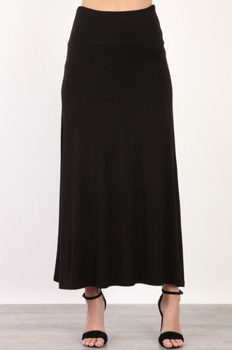 Full Legnth Maxi Skirt