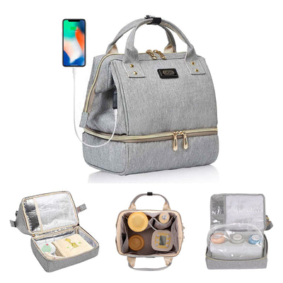 Maternity Bag with USB Port
