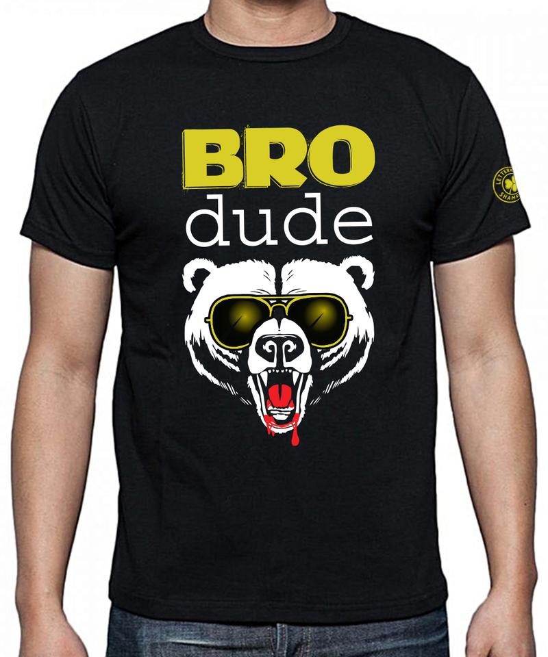 Bro Dude T-Shirt