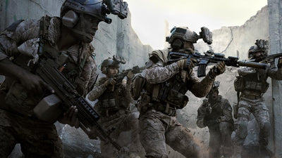 Call of Duty®: Modern Warfare® Record numbers