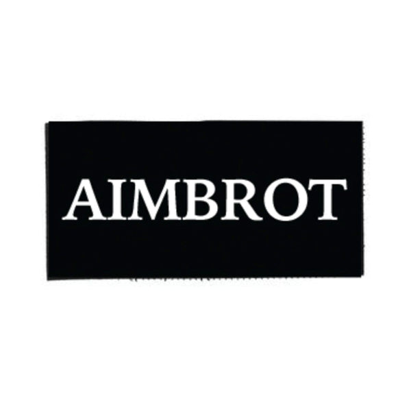 Aimbrot Logo Patch