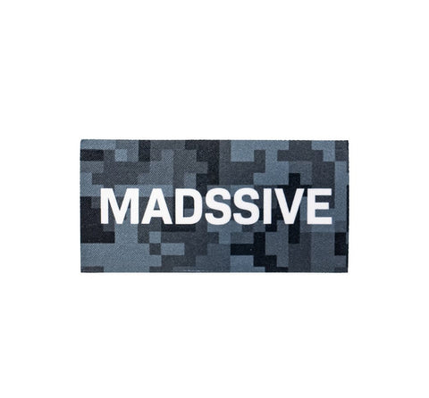 Madssive Logo Patch