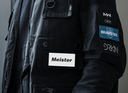 "Olofmeister ""Meister"" Patch"