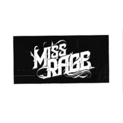 Miss Rage Logo Patch