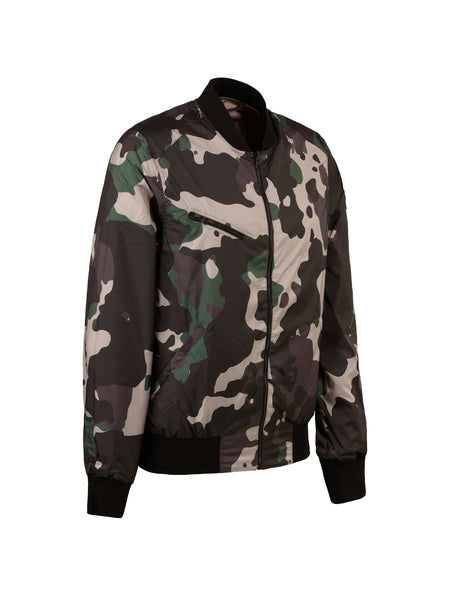 DRKN Reversible Bomber Jacket