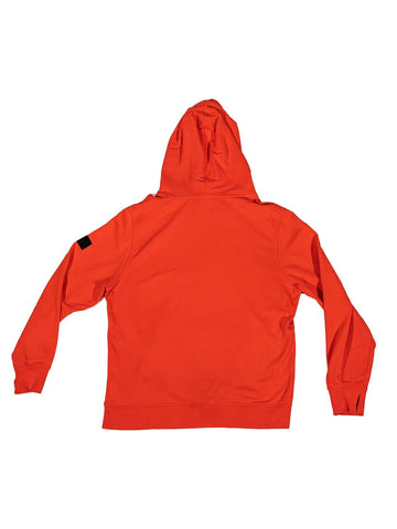 Robo Hand No Zip Hood Patina Red