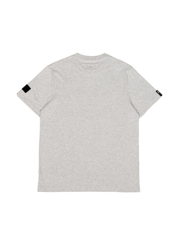 Robo Head Tee Grey Melange