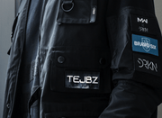 TEJBZ Logo Patch