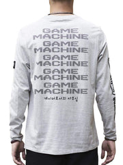 Machine Longsleeve Tee