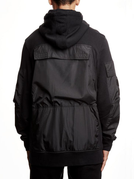 Shadow Zip Hood