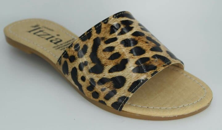 Chancla Fenix Leopardo