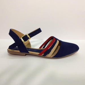 B-29 - Flat Olga - Color Azul TOM