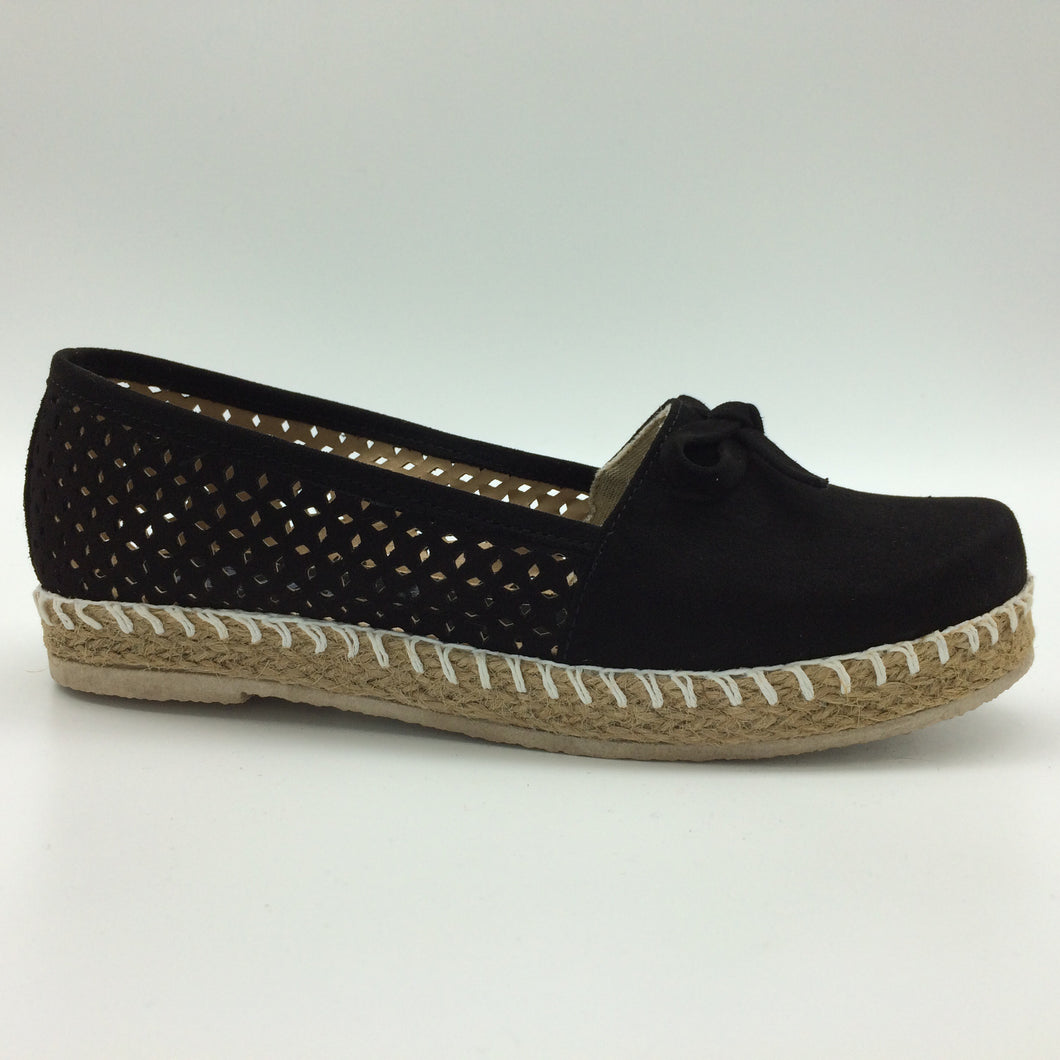 B-82 Mocasin Lazo PKD - Color Negro