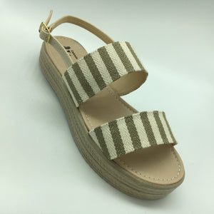 B-88 Sandalia Martha - Color Gris