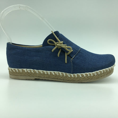 B-96 Mocasin Nova Curry - Color Jeans
