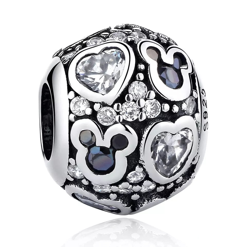 Charm Disney boule Mickey - Crystalissime