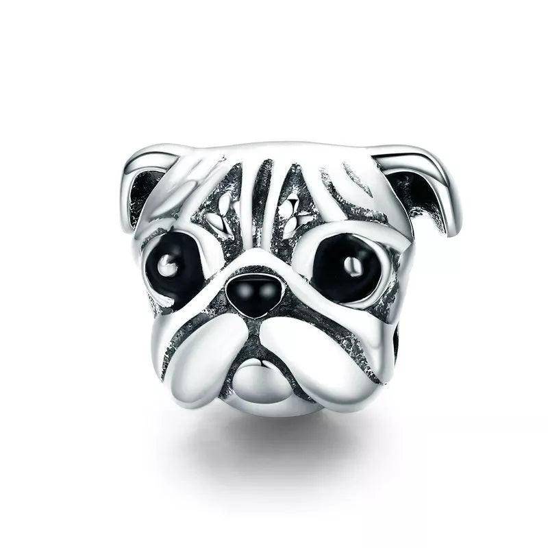 Charm Chien Bulldog - Crystalissime