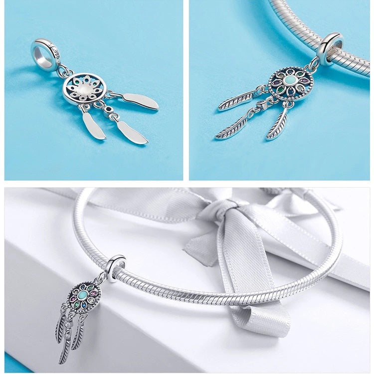 Charm attrape rêve compatible Pandora - Crystalissime