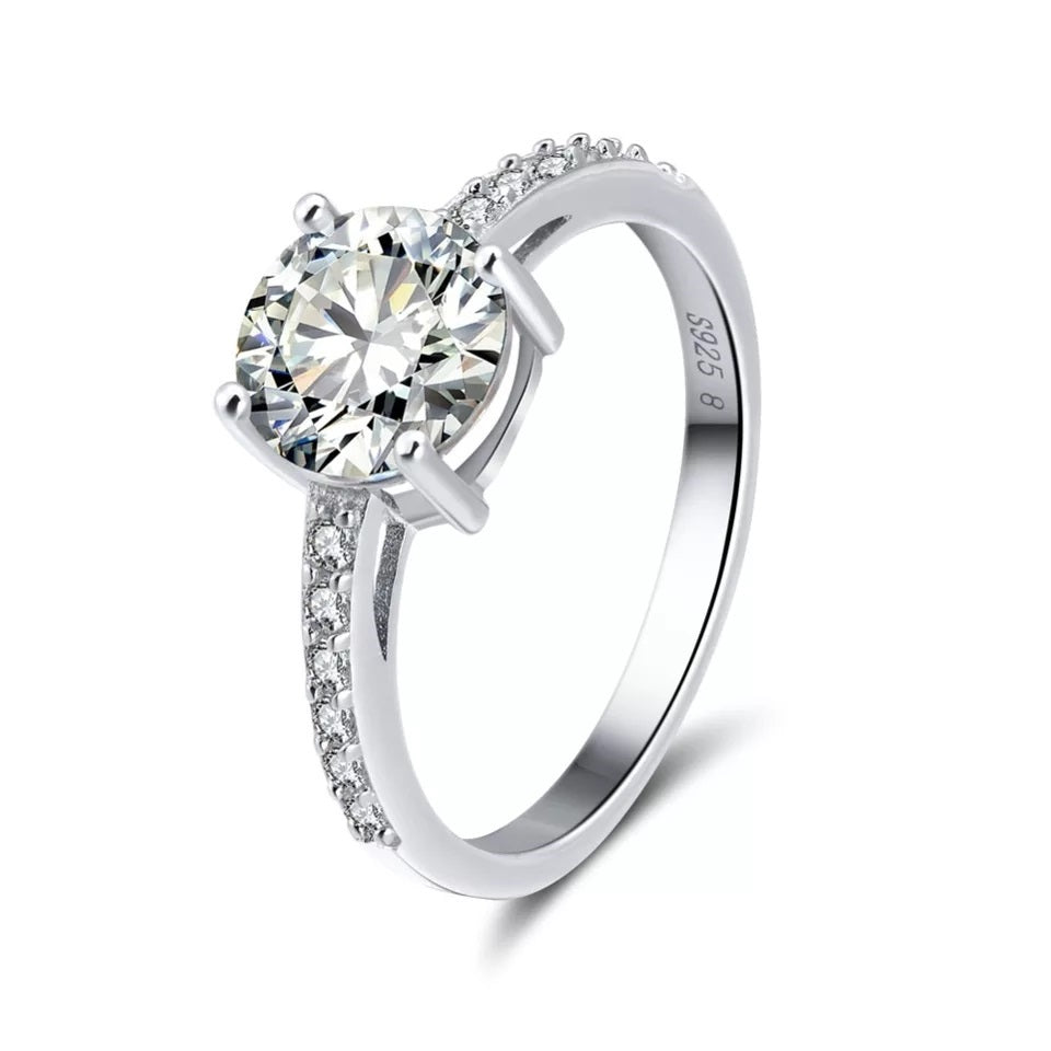 Bague Diamant - Crystalissime
