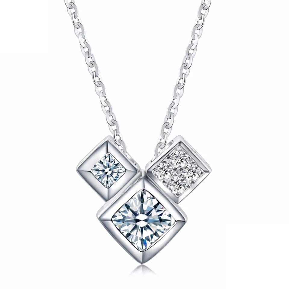 Collier cristal - Crystalissime