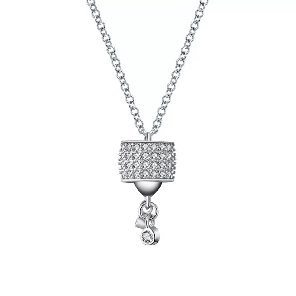 Collier charm - Crystalissime