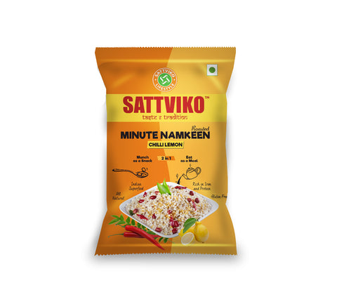 Minute Namkeen Chilli Lemon Pouch