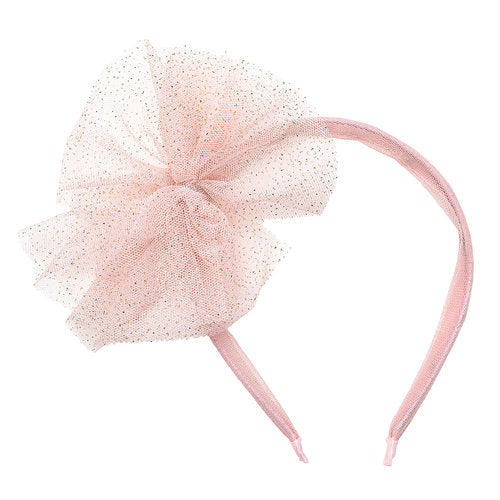 Tulle sparkle bow στέκα