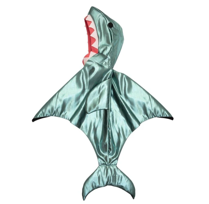 Shark Cape Dress Up - dress-up.gr