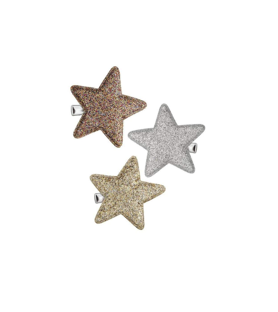 Glitter Salon Clips Για Τα Μαλλιά - dress-up.gr
