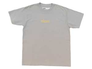 Silver Surfer with Yellow Logo Tee