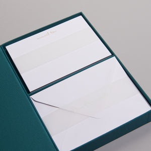 Mazel Notecards Set