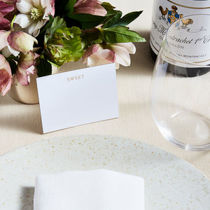 Tasty Place Cards