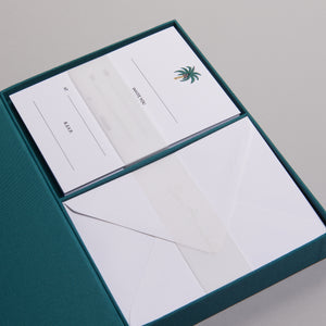 Island Vibes Invitations