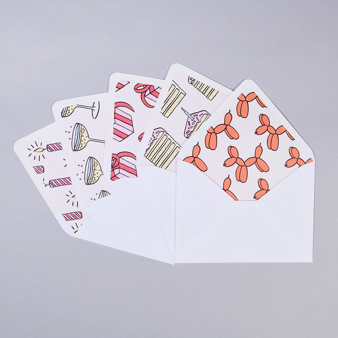Fête Notecards