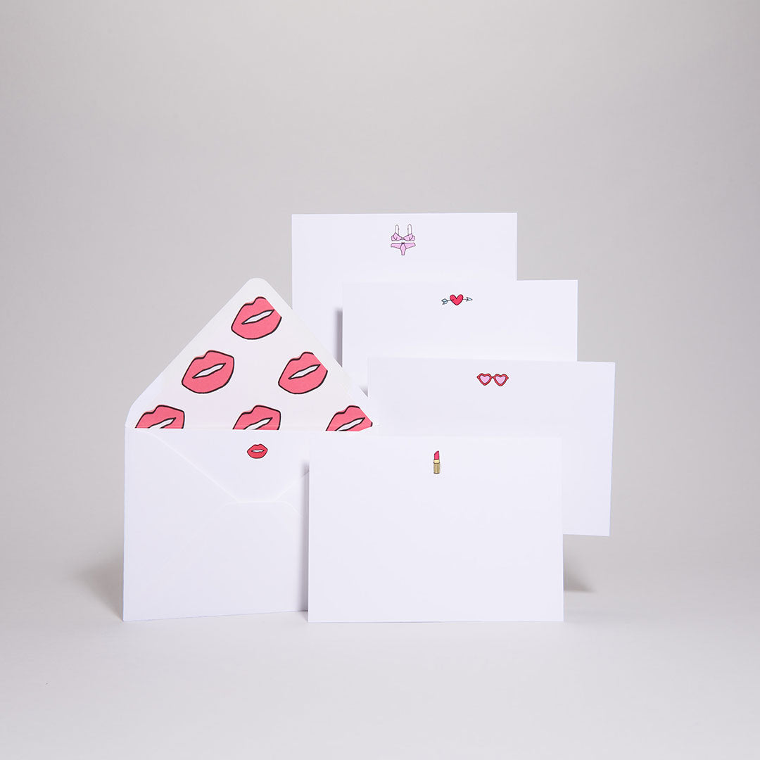Flirty Notecards