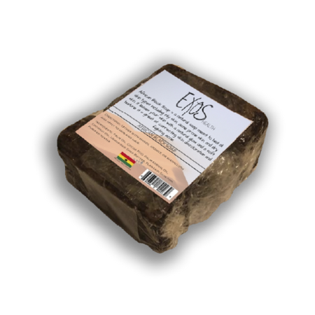 Anti-Acne African Black Soap