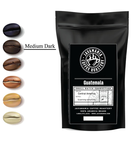 Single Origin Coffees