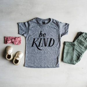 Be Kind Kids Tee