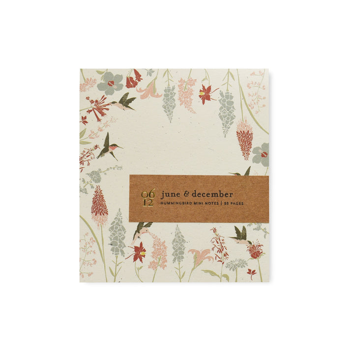 Hummingbird Mini Note Pad