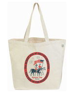 Round Top 4th of July Celebration Tote Bag